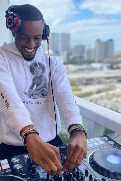 DJ MARVEL The Content DJ