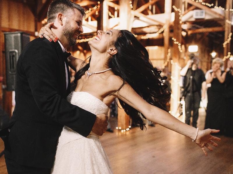 Ideas For Wedding Reception Songs