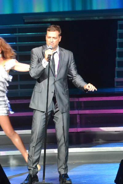 Michael Buble' and The DJ