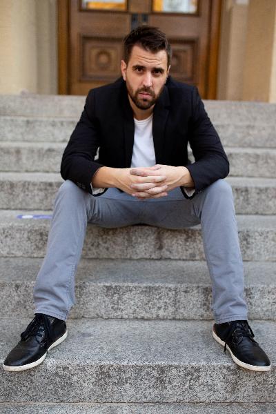 DJ Alex Updike