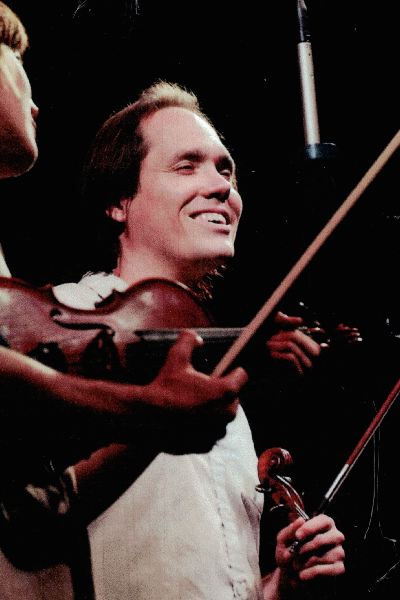 "Vi ""The Fiddler"" Wickam"